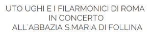 Uto Ughi e i Filarmonici di Roma in concerto a Follina